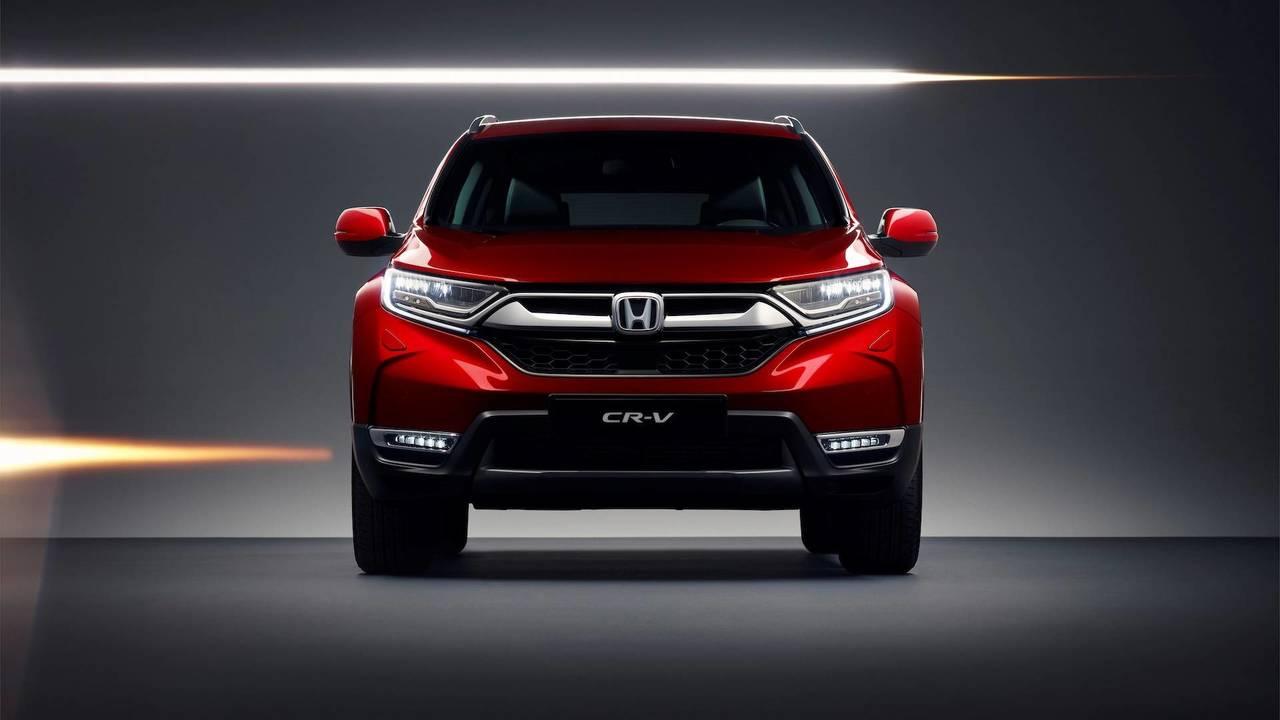 Honda CR-V 2018