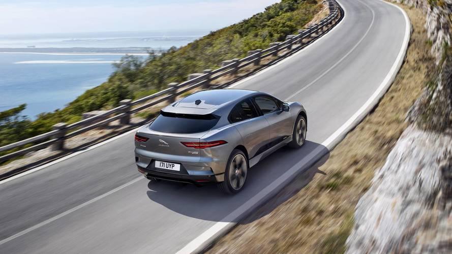 Jaguar I-PACE 2018: ¡abran paso a lo eléctrico!