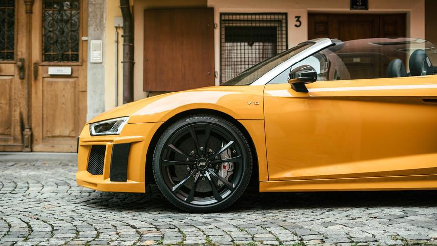 Audi R8 par ABT Sportsline Street & Race