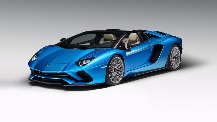 Lamborghini Aventador S Roadster Revealed Ahead Of Frankfurt