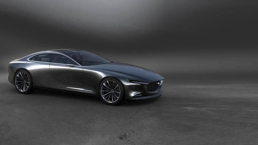 Mazda Vision Coupe slider images