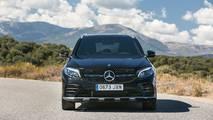 Prueba Mercedes-AMG GLC 43 4MATIC 2018