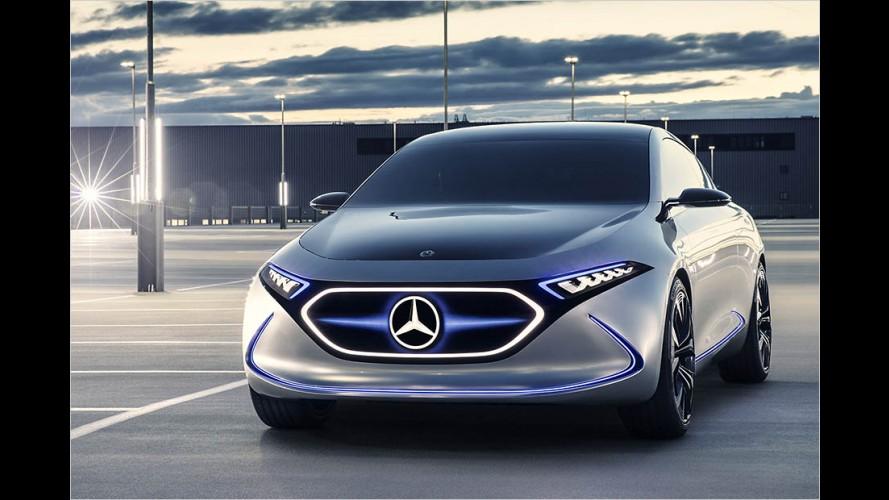 Mercedes-Antriebe: Mehrgleisig in die Zukunft