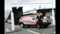 Una Nissan Qashqai che vola!