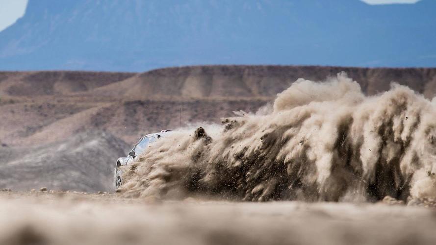 Ken Block no deserto de Terrakhana