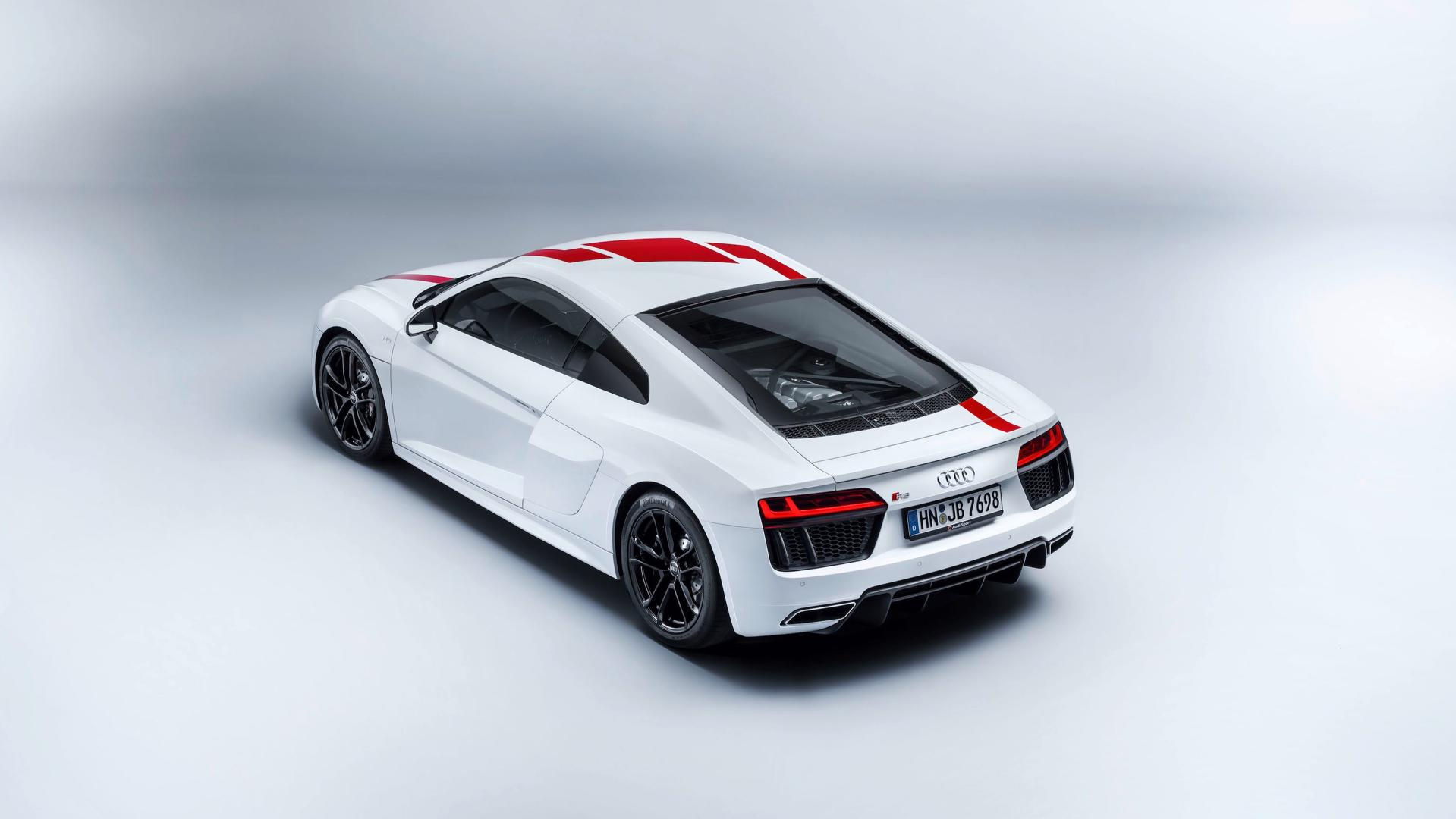 Originally posted by press release puristic driving dynamics the new audi r8 v10 rws