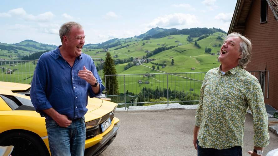 Grand Tour'un 2. sezondan resimleri ortaya çıktı