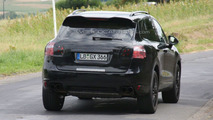 2011 Porsche Cayenne most revealing spy photos yet