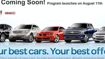 GM eBay Motors Click and Buy car-selling program