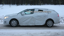 Renault Megane Grand Tour Testing in Scandinavia