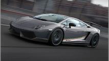 Lamborghini Gallardo 570-4 Superleggera artist rendering