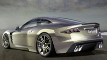 Carlsson C25 Super-GT Concept preview - 27.01.2010