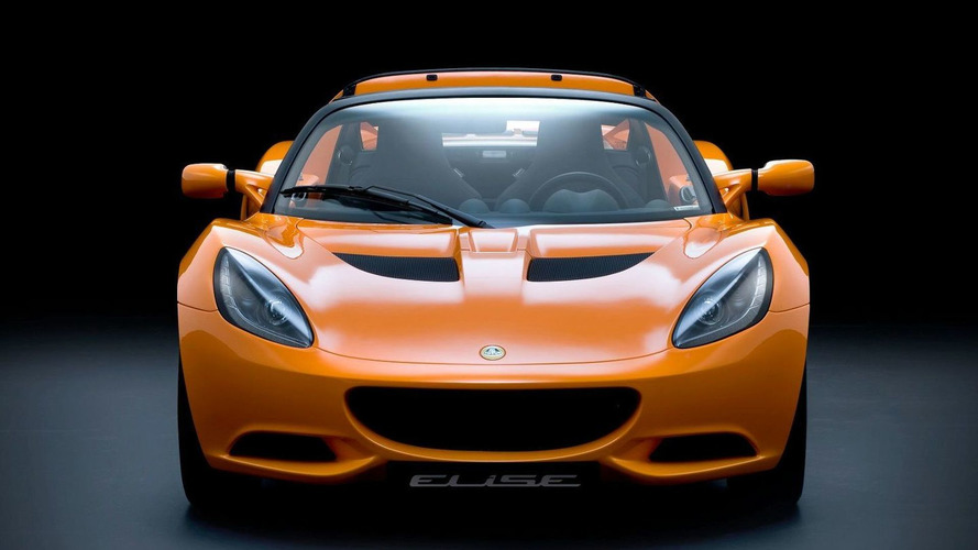 2011 Lotus Elise Facelift Revealed