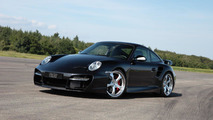 TechArt Aerodynamic Kit II for Porsche 911 Turbo 11.05.2010