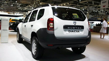 Dacia Duster live in Geneva 03.03.2010