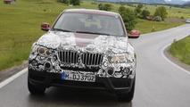 pre productions 2011 BMW X3