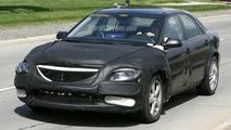 New Mazda6 Spy Photo