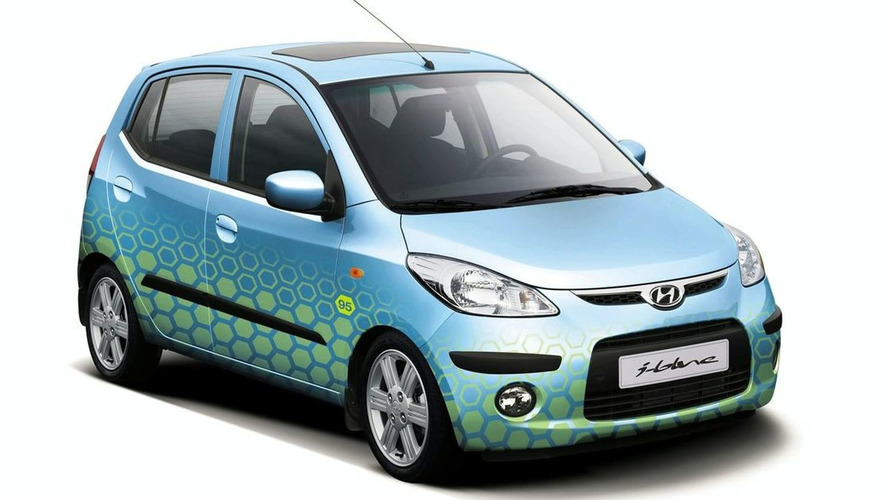 2010 Hyundai i10 to receive 800cc Turbo
