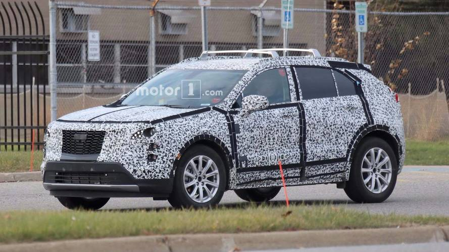 2019 Cadillac XT4 Pre-Production Has Already Kicked Off