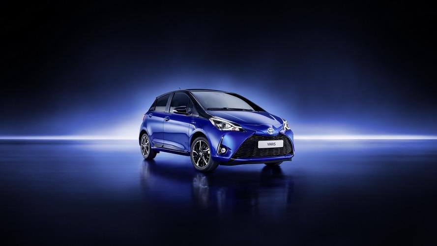 Toyota Yaris restylée - Tous les tarifs