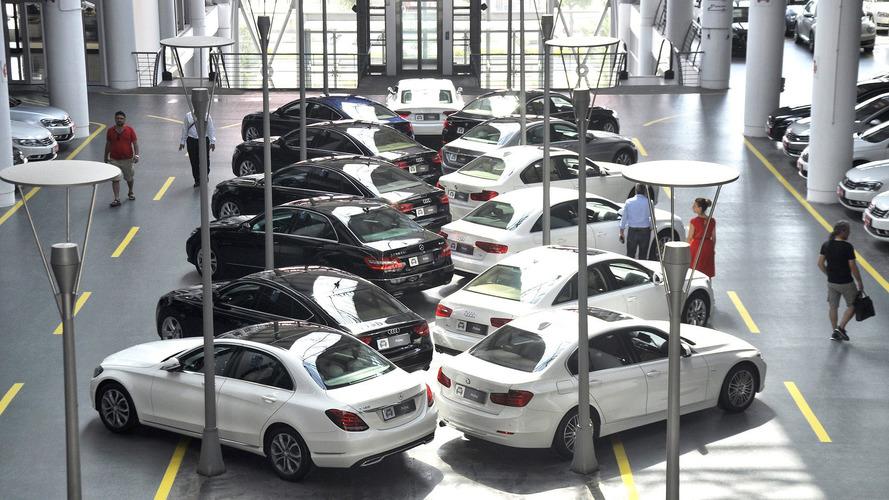 2016'da Avrupa otomobil pazarı da büyüdü
