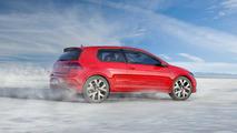 Volkswagen Golf 2017 3p rojo