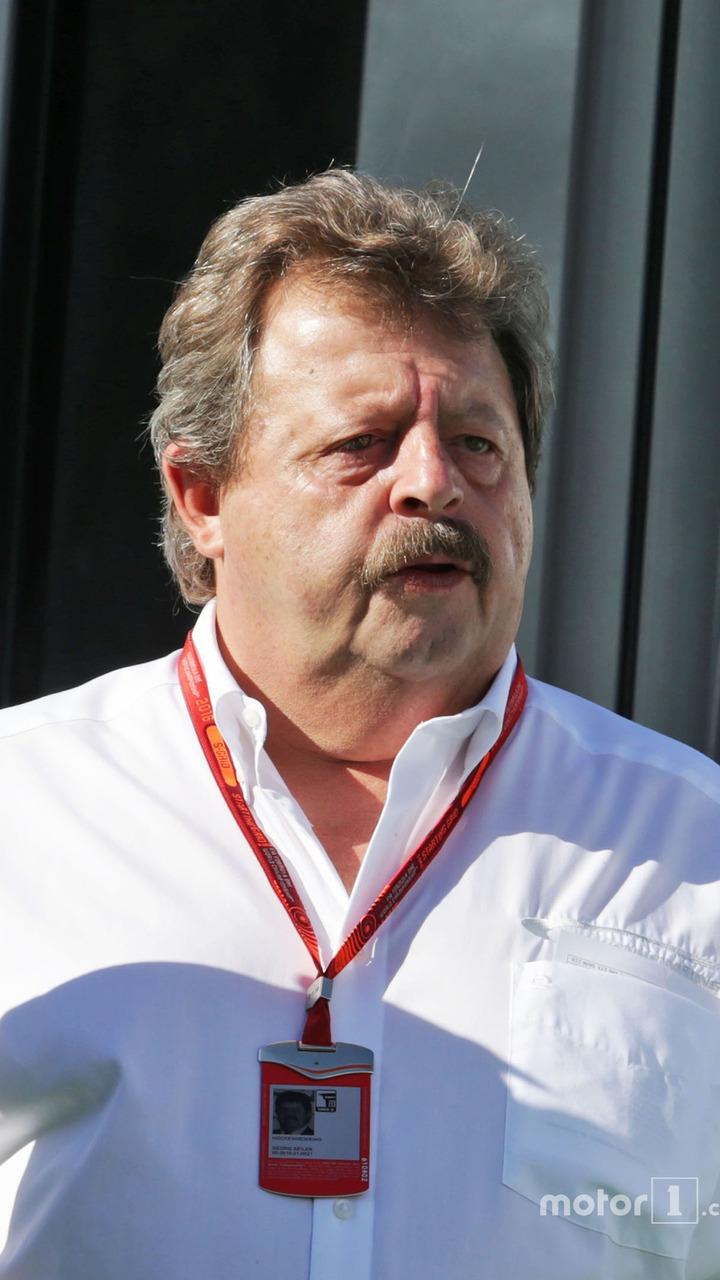 Georg Seiler, Hockenheimring Managing Director