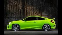 Novo Honda Civic cupê será apresentado no Salão de Los Angeles