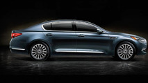 2015 Kia K900 unveiled in L.A. with 311 bhp V6 and 420 bhp V8 engines [video]