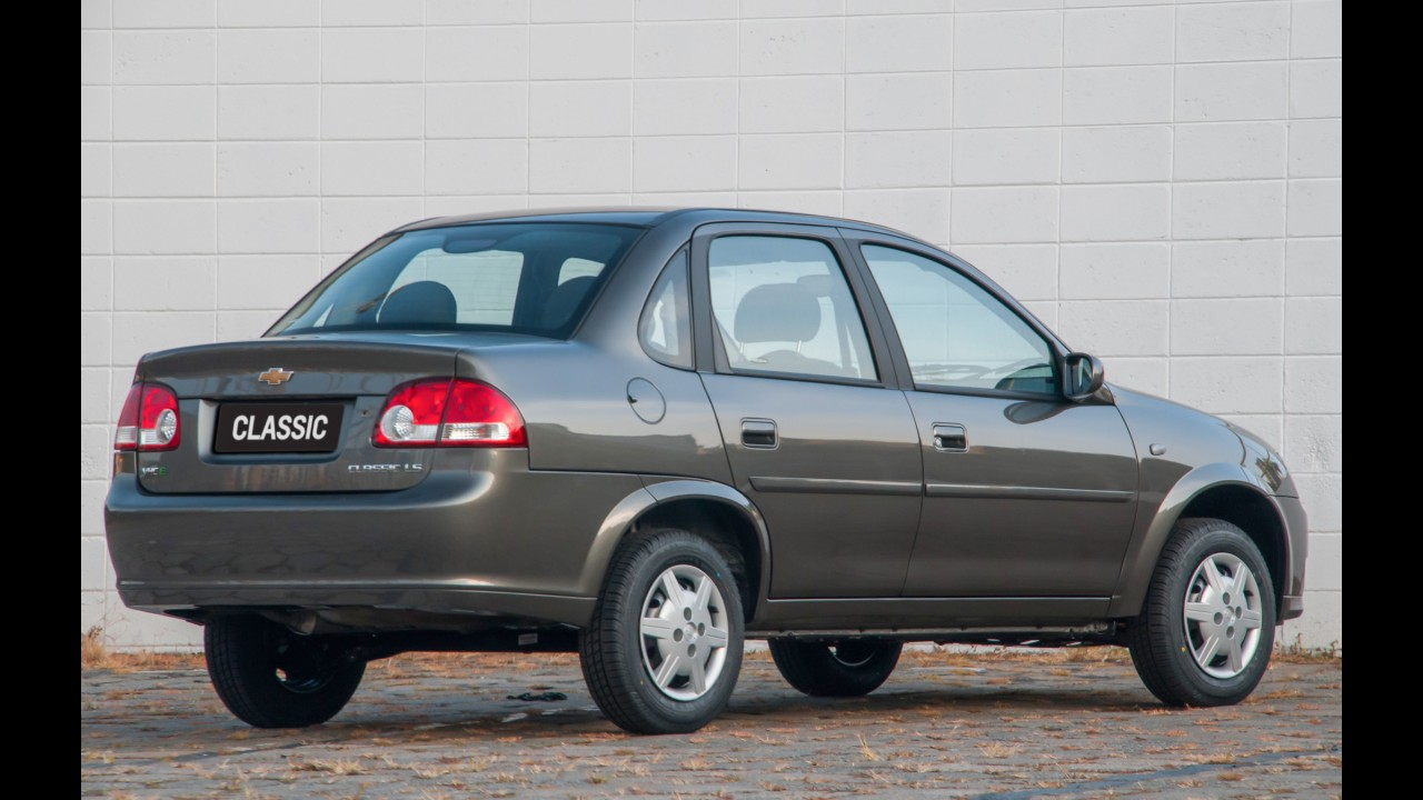 Gol foi o carro mais vendido em julho... na Argentina