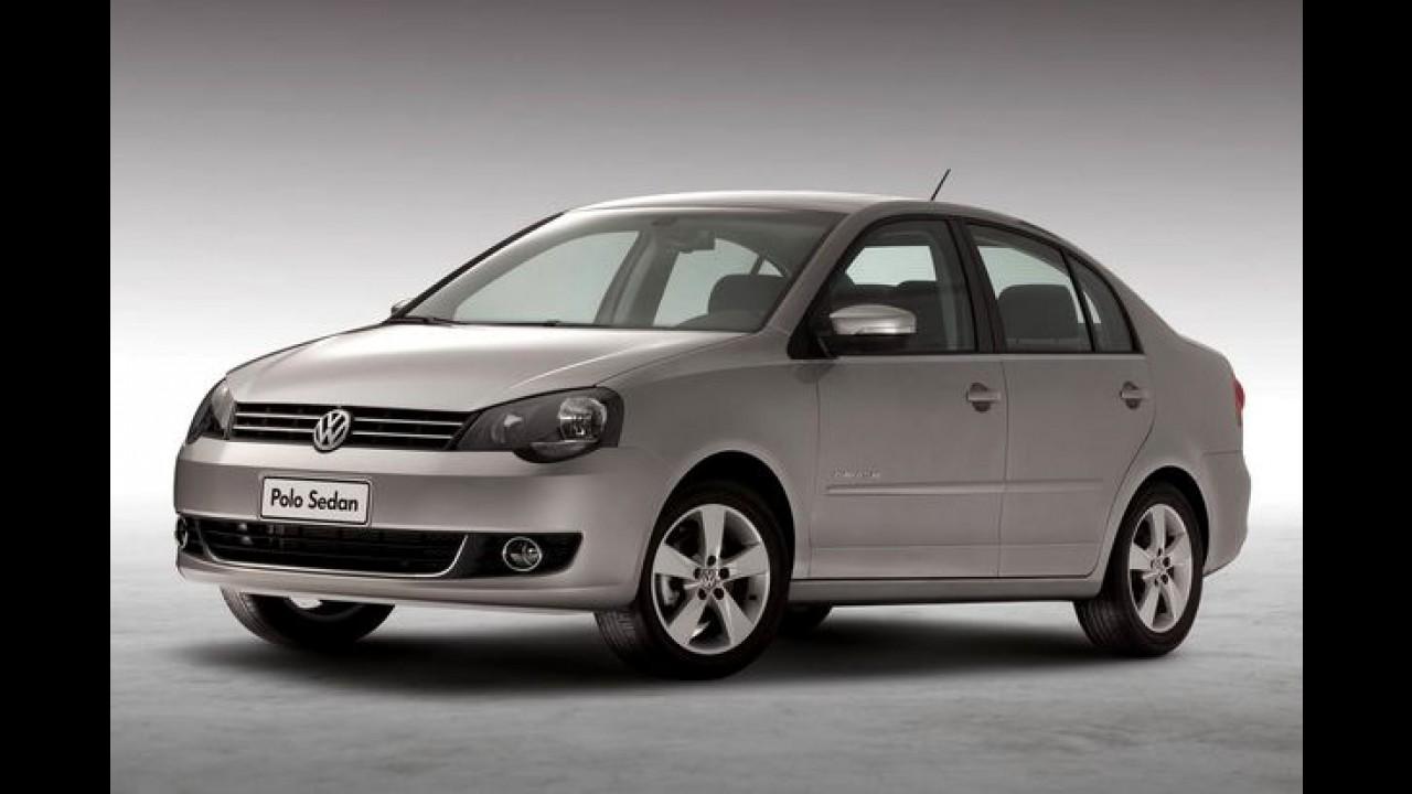 Longe do Brasil, VW Polo Sedan tem lançamento confirmado na Argentina