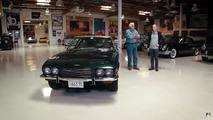Jay Leno drives Jensen Interceptor