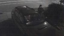 Stolen Subaru