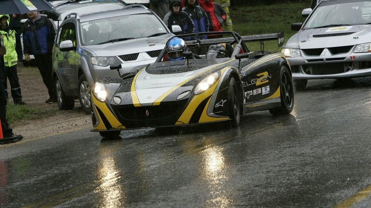 Lotus 2-Eleven at Mt Buller Sprint