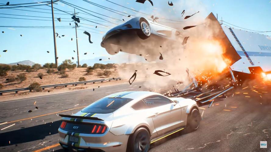 VIDÉO - Need for Speed Payback à la Paris Games Week!