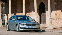BMW 520d Steptronic 2017
