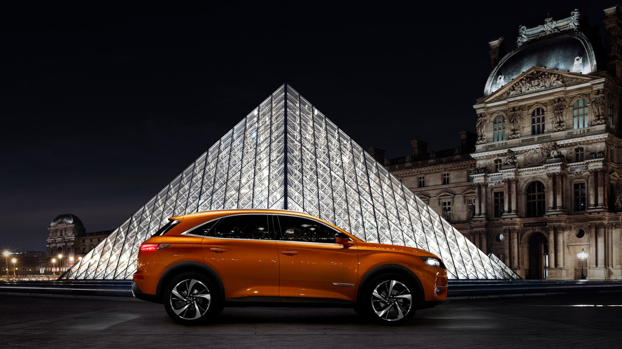 Order books open for the new Citroen DS 7 Crossback