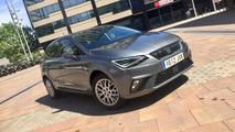 SEAT Ibiza 2017 prueba express