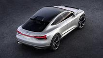 Audi e-tron Sportback Concept 2017