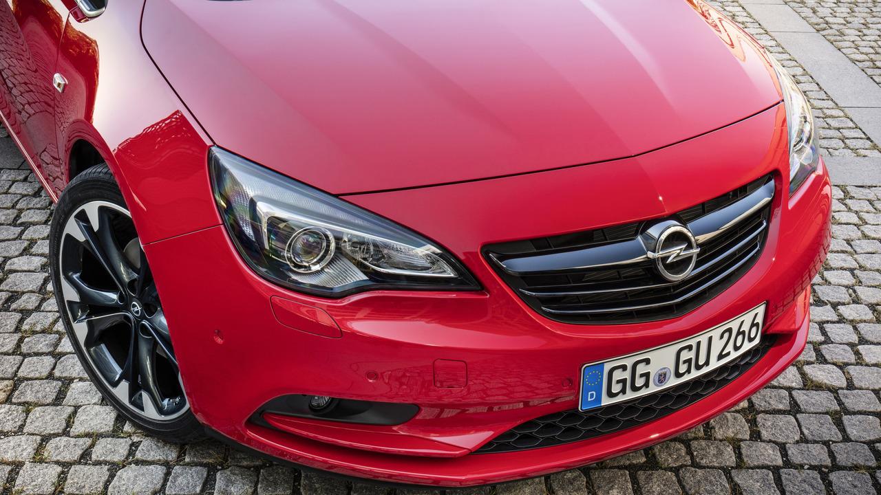 Opel Cascada Suprême