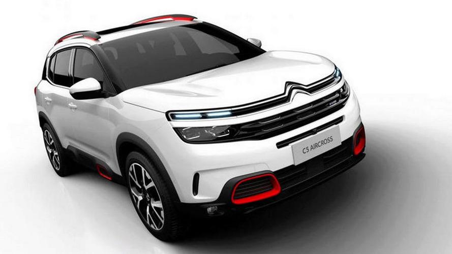 Vazou! - Este é o novo Citroën C5 Aircross - Veja fotos