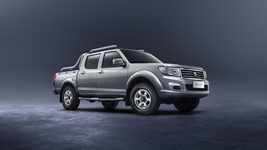 Peugeot Back In The Pickup Truck Game With The New… 'Pick Up'