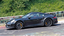 2019 Porsche 911 Turbo Spy Pics