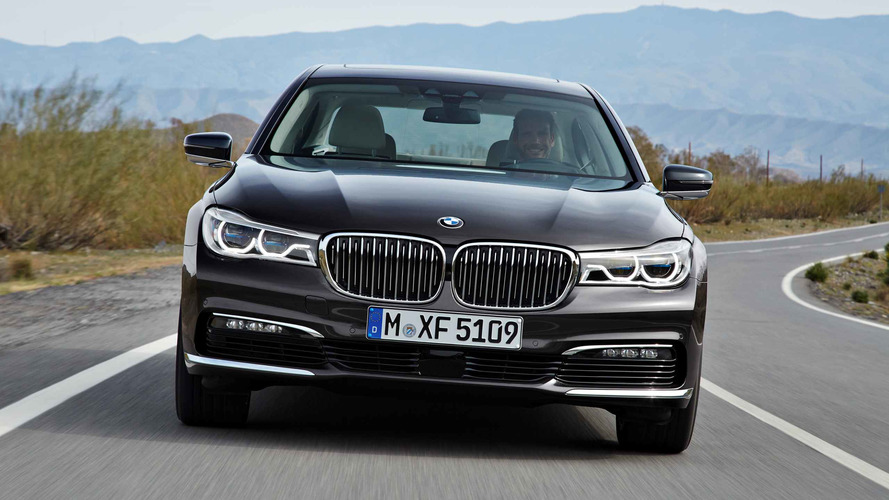 2017 BMW 7 Series Review