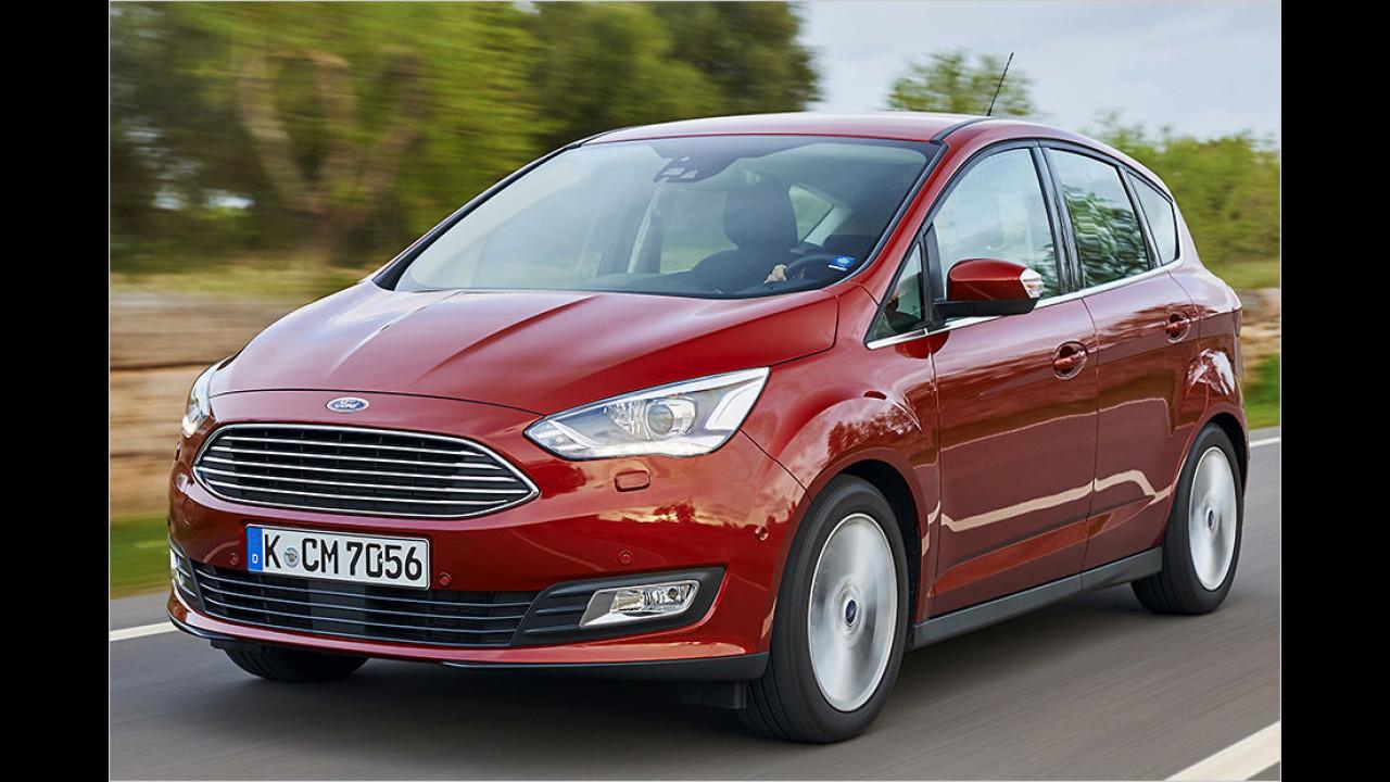 Vans: Ford C-Max/Grand C-Max
