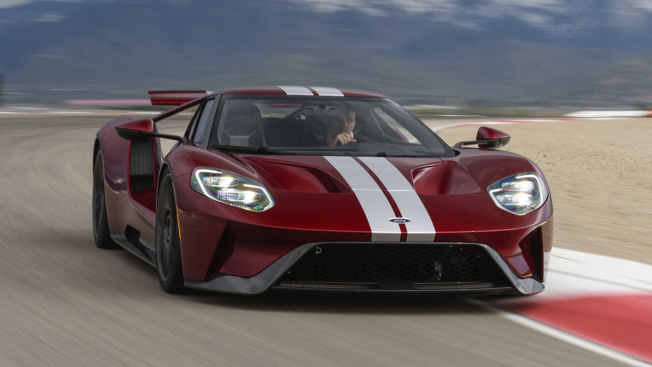 Image Result For Ford Gt Fuel Economy