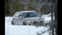 Erwischt: Neuer Audi A1