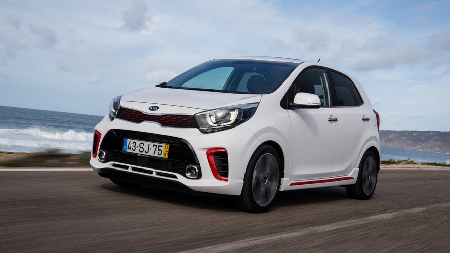 Une Kia Picanto Cross au salon de Francfort ?