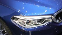 2017 BMW 5 Series Touring live in Geneva