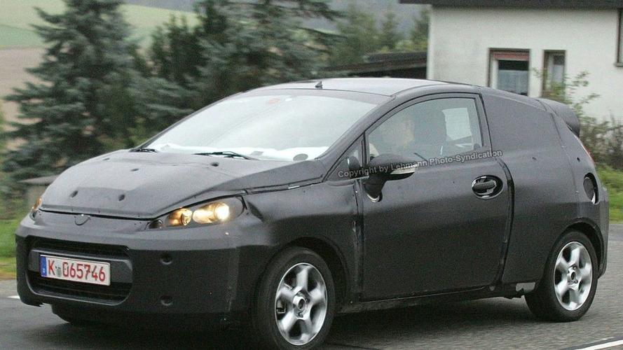 Ford Fiesta ST Spied